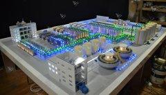 南京久吾高科中水处理模型