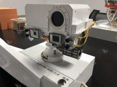 好奇号火星探测器主镜头模型
