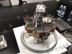 麦哲伦望远镜模型