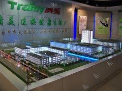 清美豆子品厂区模型