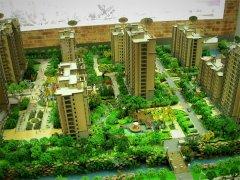武威天一城模型
