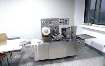 YH-810型全自动透明膜三维包装机