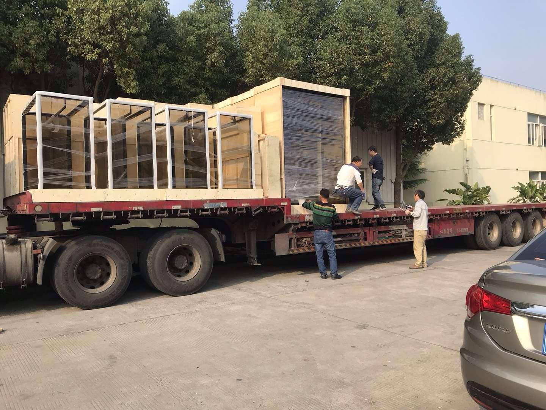 国内到上海运输公司大件运输公司!