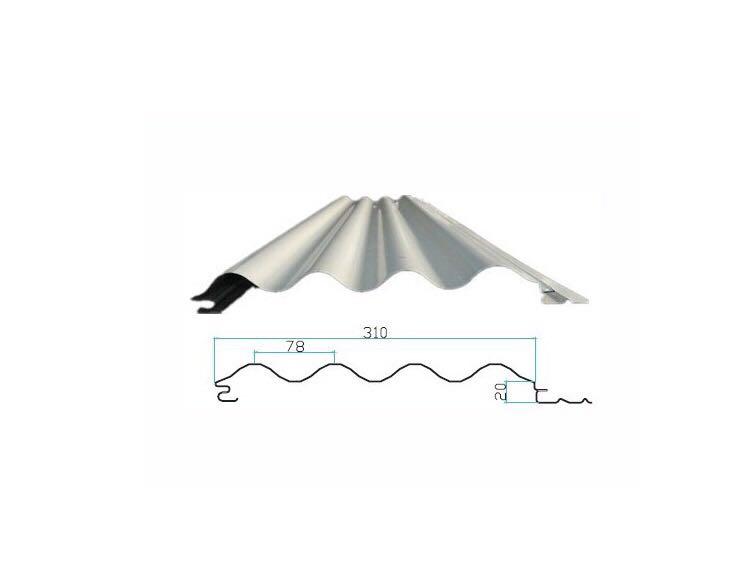 贵阳铝镁锰板BT18-78-310