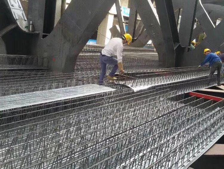 贵阳钢筋桁架楼承板