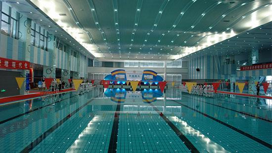 观山湖区金华镇消防大队游泳馆