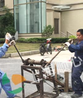 上海师范大学下水道疏通工程