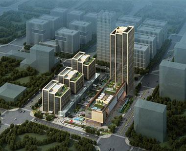 北京华夏幸福基业丰台商务综合体(CFC) 及万豪酒店