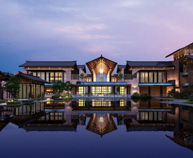 丽江丽思卡尔顿酒店