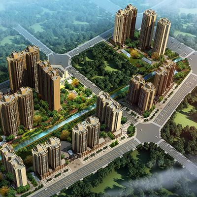 兴城 · 嘉苑一、二、三期   Xingcheng Jiayuan Phase 1、2、3