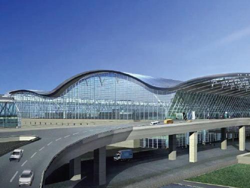 浦东机场2号航站楼