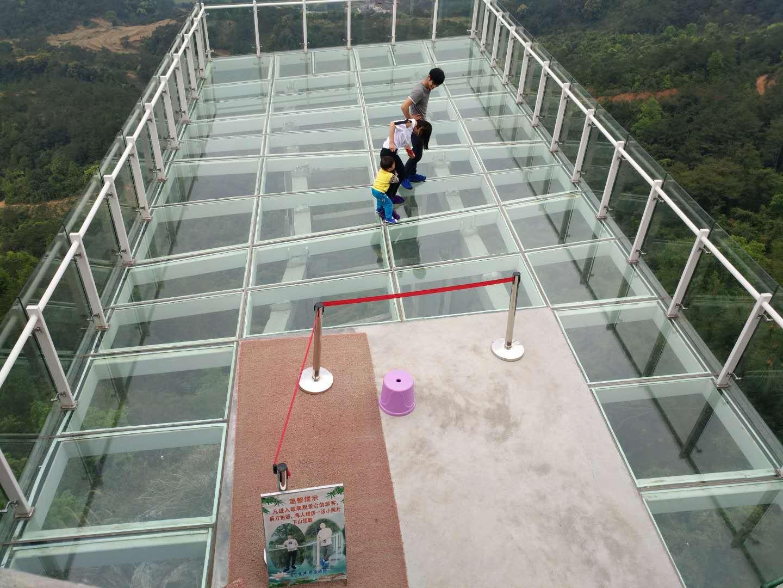 玻璃观景台设计公司