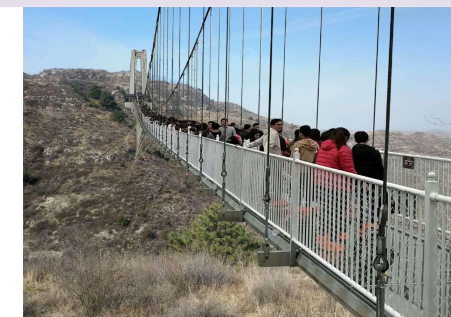 怎么能让吊桥的使用时间更长?