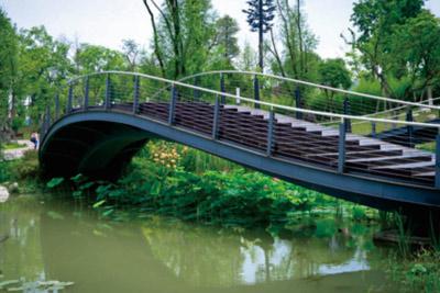 景区安装吊桥的优缺点