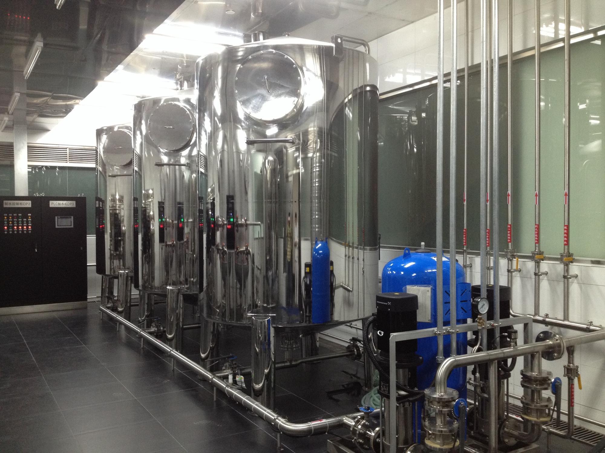 浅析冬季饮用水设备怎么保温?