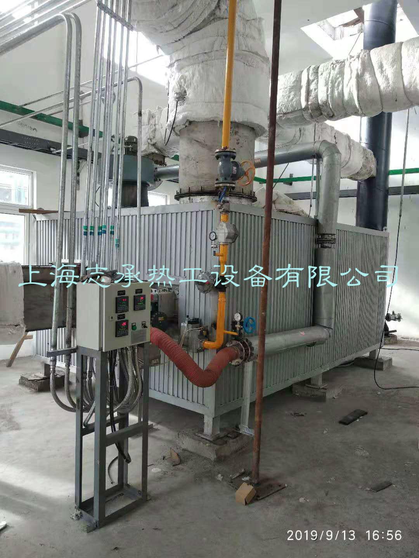 低氮熱風爐