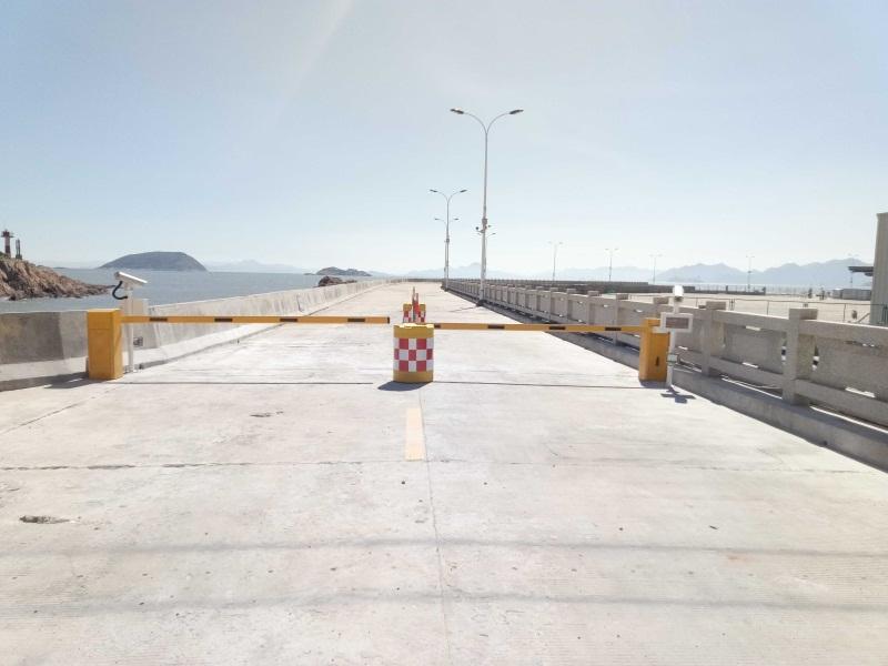 霞浦三奥码头道闸系统