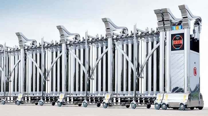 南京不锈钢电动门