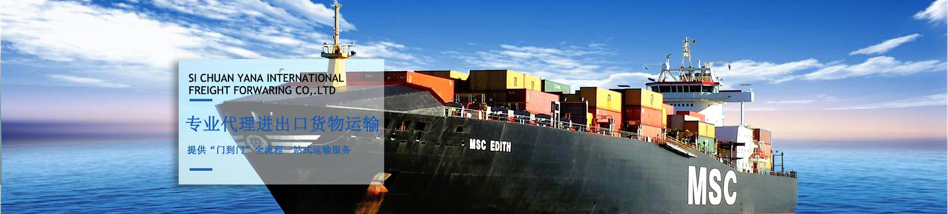 四川亚纳国际货运代理有限公司