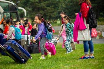2018夏令营倒计时丨你做好让孩子独自出去的准备了吗?