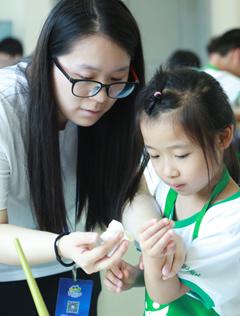 上海Cool Kid独立夏令营 (6天5夜)