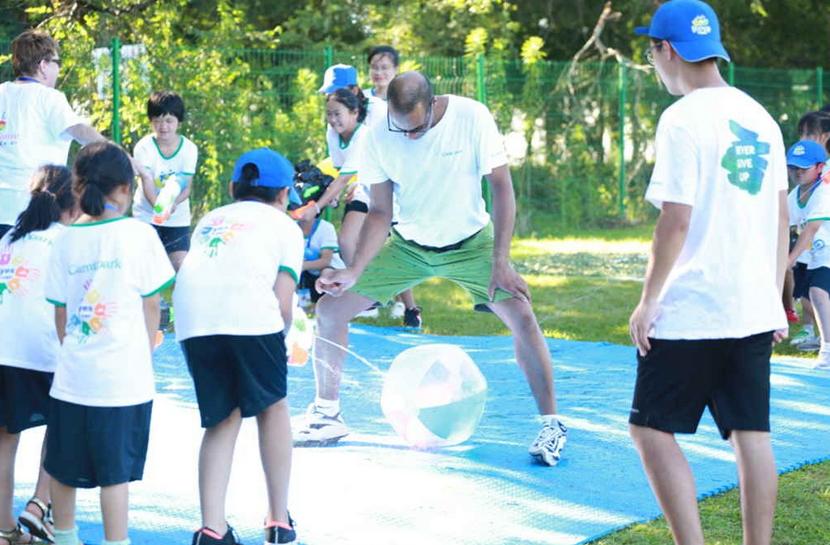 夏令营,给孩子一次锻炼的机会