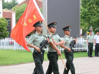 东方军事训练营7月营完美收官!
