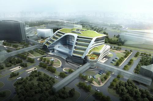 上海国际医学园区生物医药服务外包基地五期1#、2#厂房