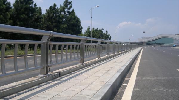 锌钢河道护栏