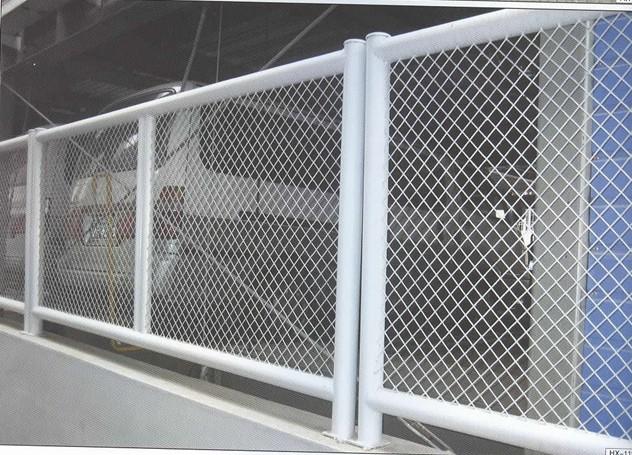 邓州市河道护栏厂家案例