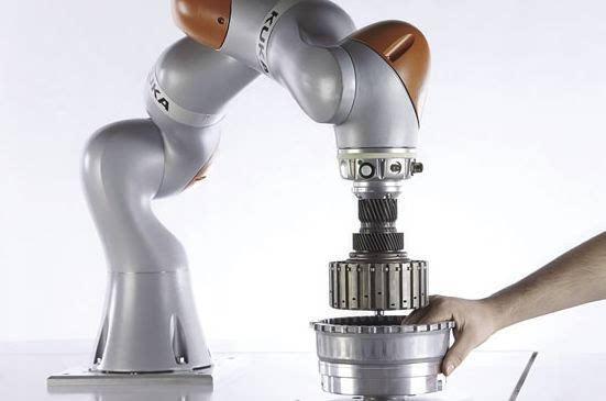 协作机器人最小安全距离