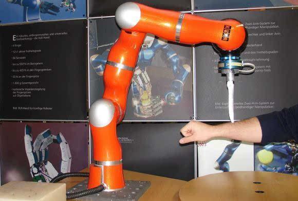 协作机器人安全性