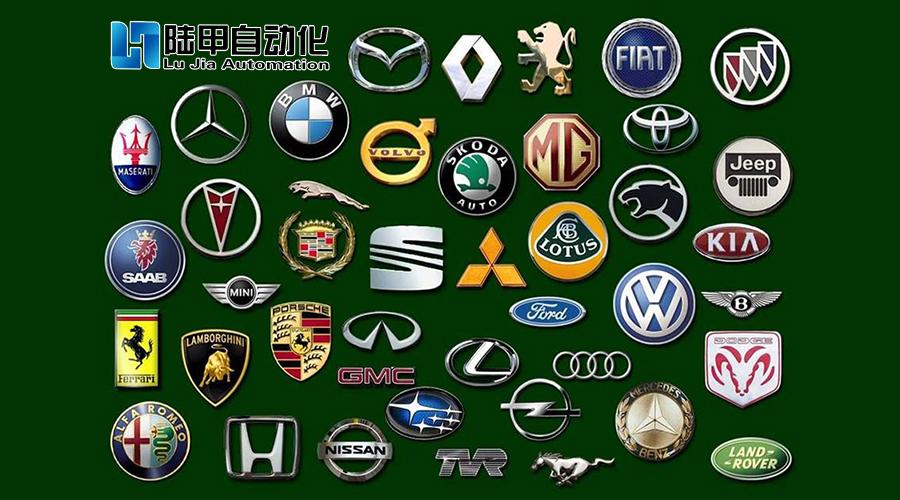 贴标机在汽车工业的运用