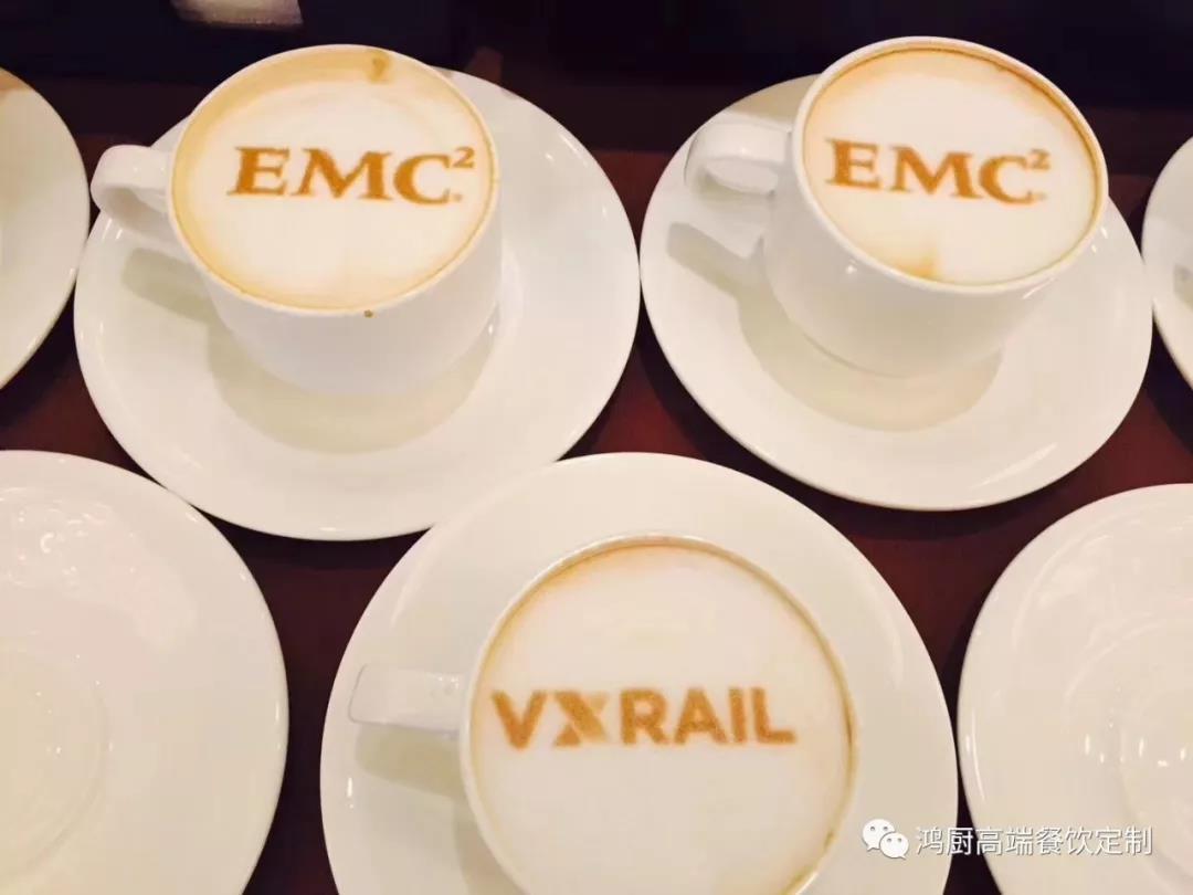 车展茶歇咖啡logo打印