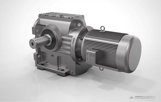 GS系列减速电机