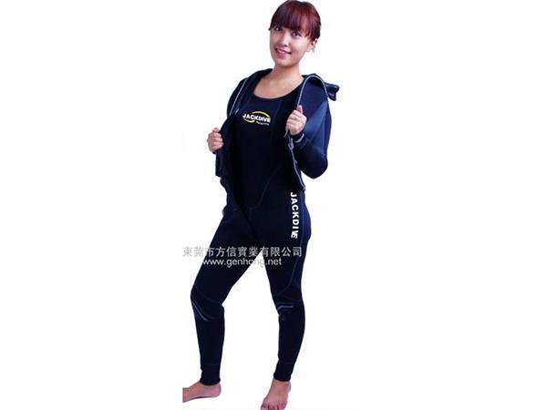 专业潜水服- 二件式套装4