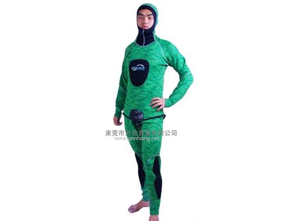 专业潜水服- 二件式套装3