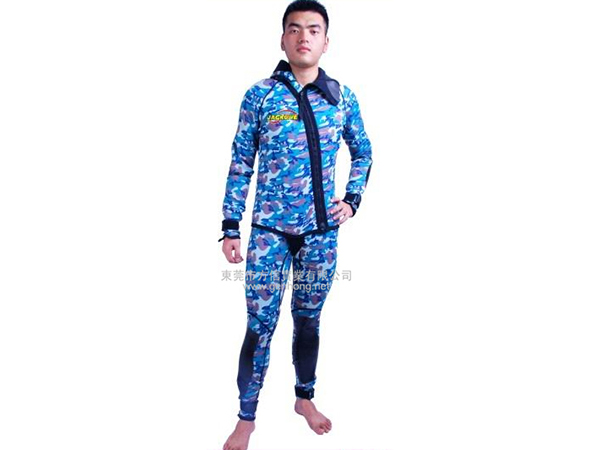 专业潜水服- 二件式套装6