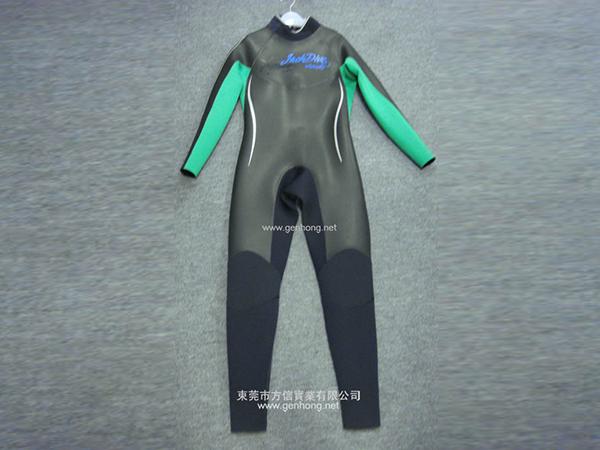 专业潜水服- 长袖