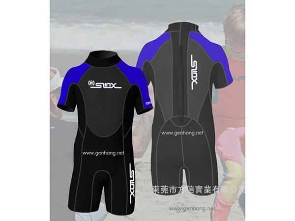 专业潜水服- 短袖