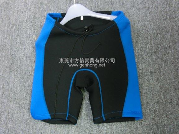 潜水服-短裤