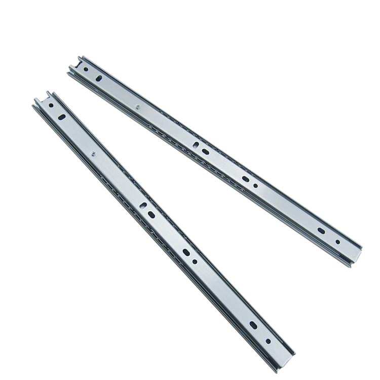 27mm宽轻型钢珠滑轨【2701】