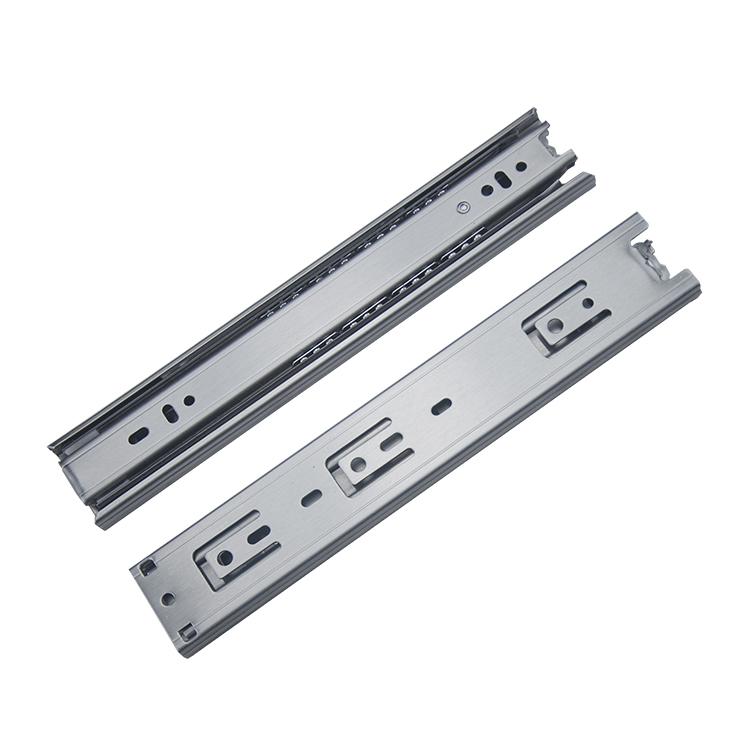 45mm宽中型不锈钢钢珠滑轨【4501-S】