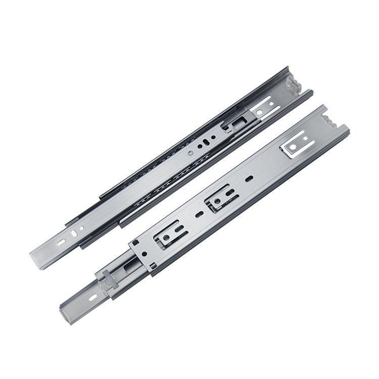 45mm宽不锈钢钢珠滑轨【4501-S】