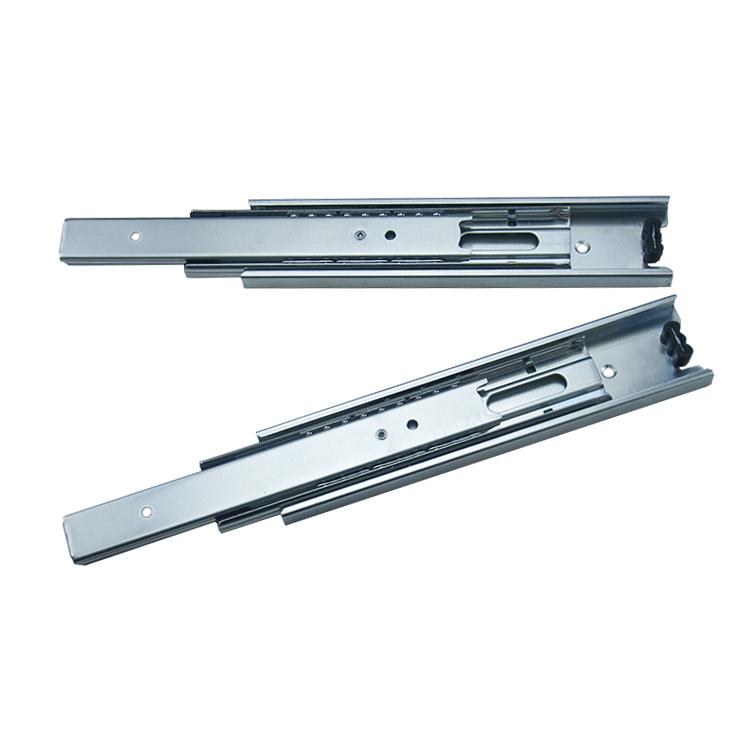 45mm宽定制机械设备钢珠滑轨【4501A202-ZP】