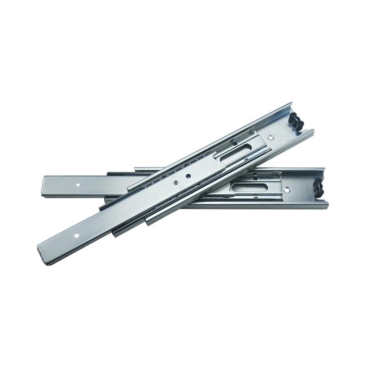 45mm宽全部展开钢珠滑轨【4501A202-ZP】