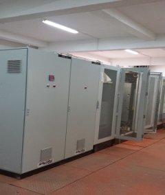 湖北吉象木业电气控制柜