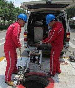 雨污分流混接管道清淤CCTV檢測案例