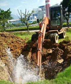 水管漏水檢測維修、消防漏水檢測修復案例