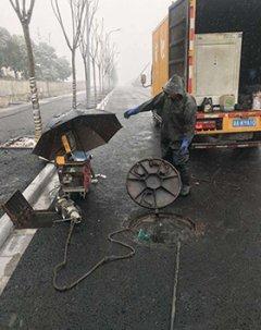 排水管道非開挖內襯修復